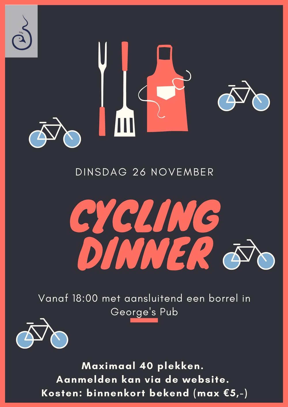 Cycling dinner